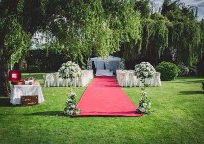 paramo finca boda en salamanca, ceremonia civil boda